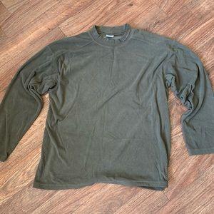 Columbia Green Turtleneck Long Sleeve